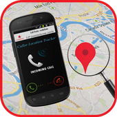 Mobile Number Locator On Map icon