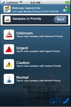 iReport PTS apk screenshot