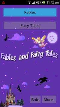 Fables and Fairy Tales poster