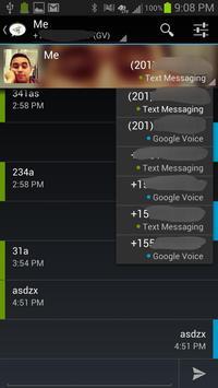 Fusion Messenger apk screenshot