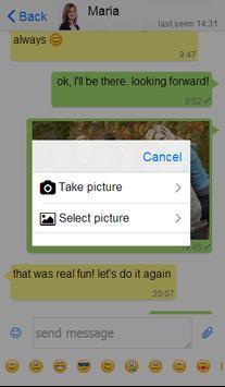 Side Channel Secure Messenger apk screenshot