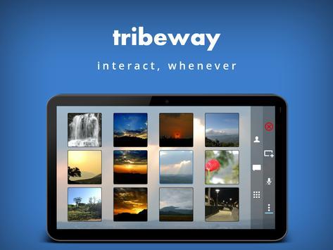 Tribeway : Interact - whenever apk screenshot