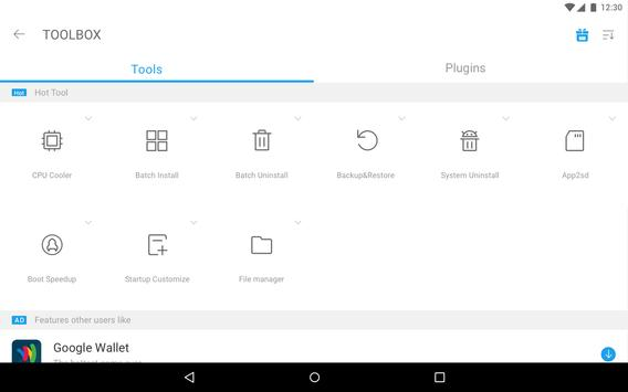 All-In-One Toolbox (Cleaner) apk screenshot