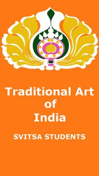 Traditionalart of India poster