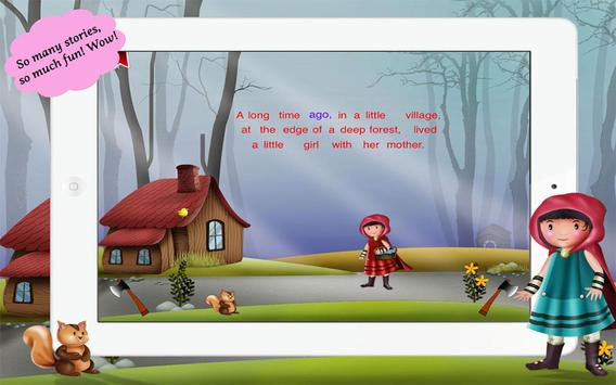 Red Riding apk screenshot