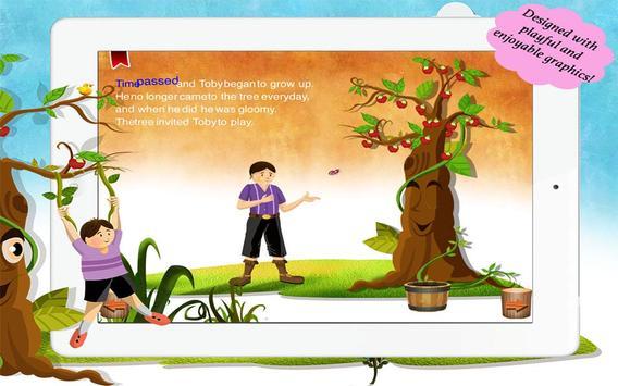 The Boy and the Apple Tree apk screenshot