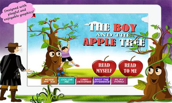The Boy and the Apple Tree poster