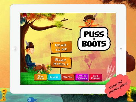Puss in Boots apk screenshot