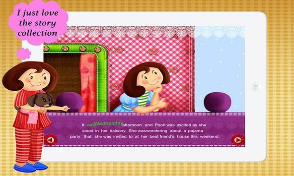 Where is Pooh's Pink Pajama? apk screenshot