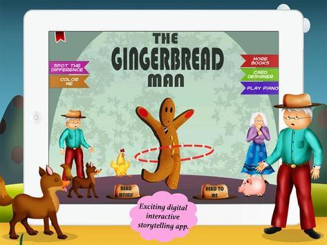 Gingerbread Man apk screenshot