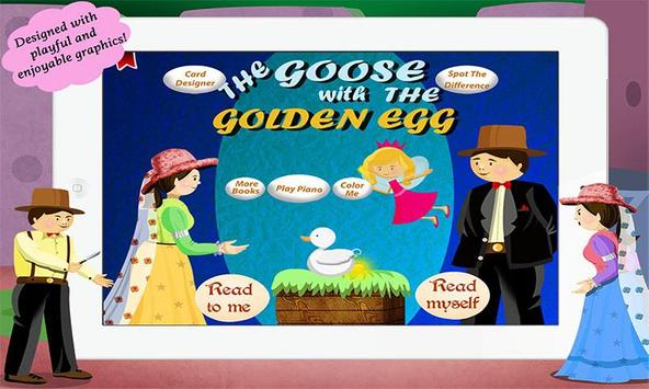 The Goose with the Golden Eggs poster