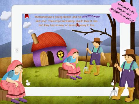 The Goose with the Golden Eggs apk screenshot