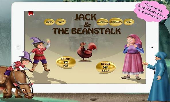 Jack and the beanstalk apk screenshot