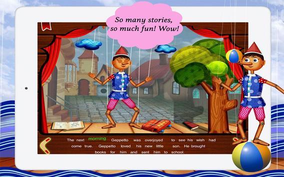 Pinocchio apk screenshot