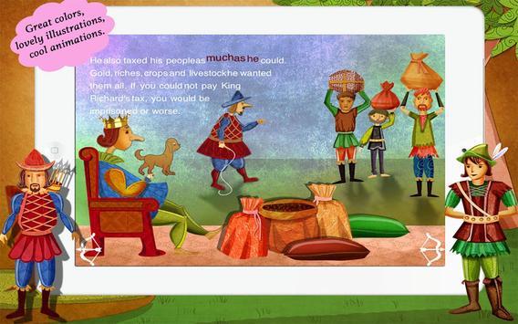 Robin Hood apk screenshot