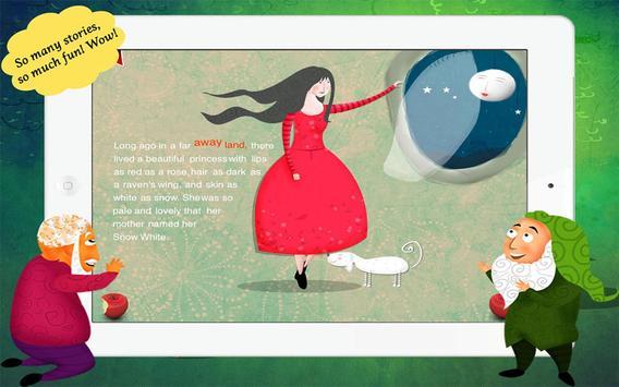 Snow White apk screenshot