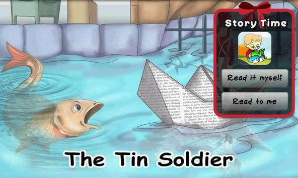 Tin Soldier : Story Time poster