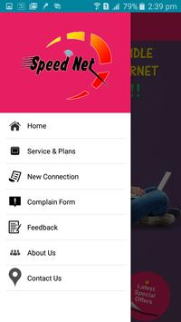 Speednet India apk screenshot
