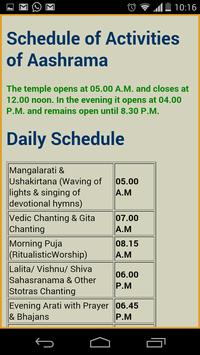 Ramkrishna Math Bangalore apk screenshot