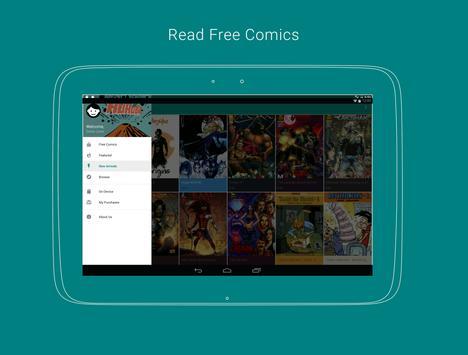 HuHuba: Comics apk screenshot