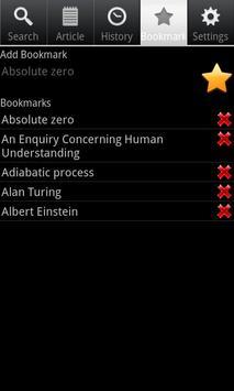 Wiki Encyclopedia Offline-Free apk screenshot