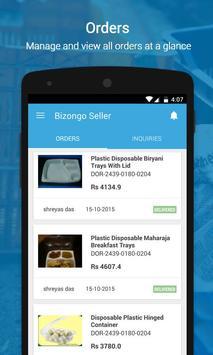 Bizongo Seller poster