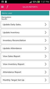 BSharp Retail apk screenshot