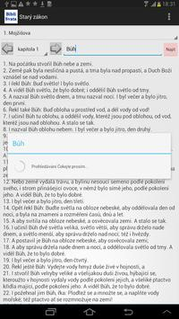 Czech Bible apk screenshot