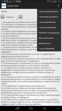 Tagalog Bible apk screenshot
