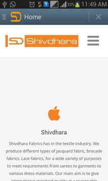Shivdhara Fabrics apk screenshot