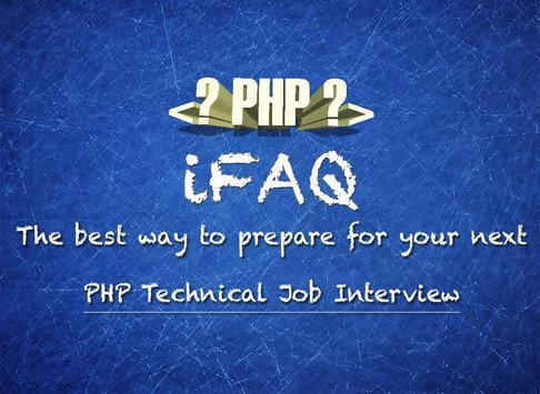 Top 111 PHP Interview Question apk screenshot