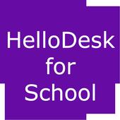 HelloDesk for Schools icon