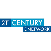 21st century e network icon