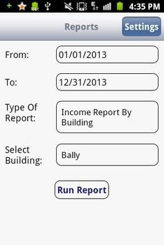 RenTracker Property Management apk screenshot