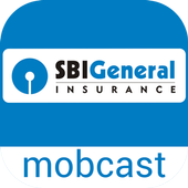 SBI General MobCast icon