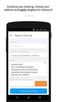 Didi - Instant Home Services apk screenshot