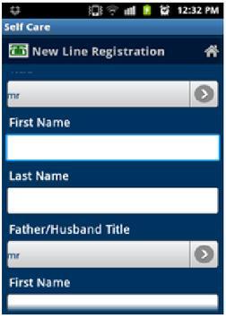 MTNL Mumbai Selfcare apk screenshot