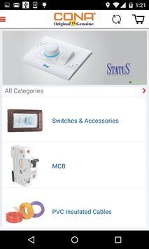 Cona Electricals apk screenshot