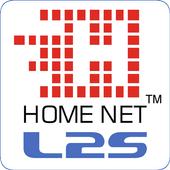 Log2Space - HomeNet icon