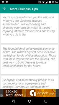 Success Tips apk screenshot