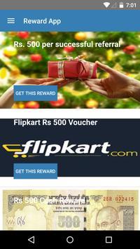 Reward App apk screenshot