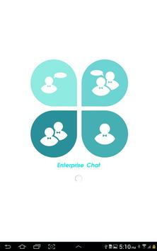 Enterprise Chat poster