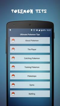 New Ultimate Pokemon Go Tips poster
