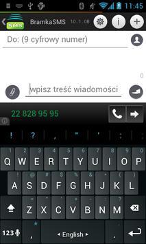 BramkaSMS apk screenshot