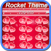 RocketDial Theme Christmas 2 icon