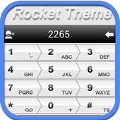 RocketDial Theme C Light1 (HD) icon