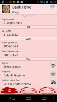 RocketDial Theme Fu apk screenshot