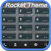 RocketDial Theme Nuclear icon