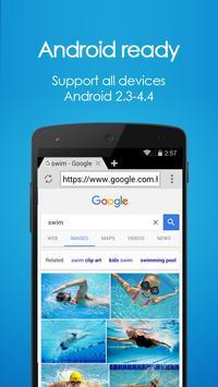 Fox Browser - Fast Internet apk screenshot