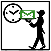 Timer Gmail Free icon